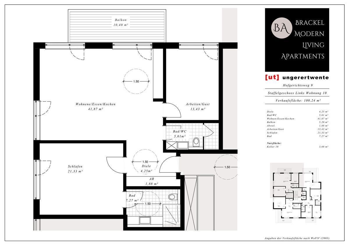 Brackel Modern Living Apartments Ein Wohnensemble Der Superlative